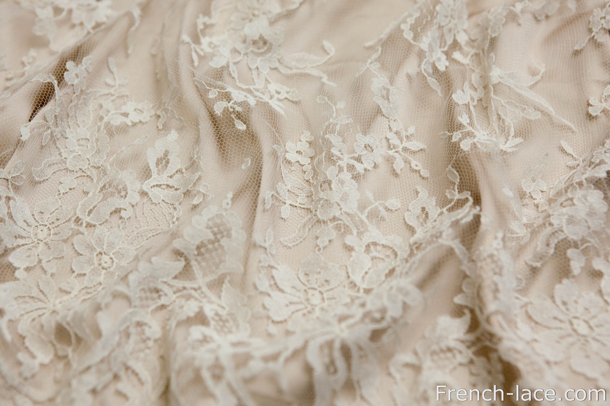 Home Design Outlet Online Favola 90 Ivory French Lace Online Shop
