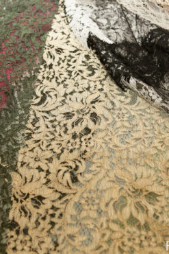 Lace fabric outlet