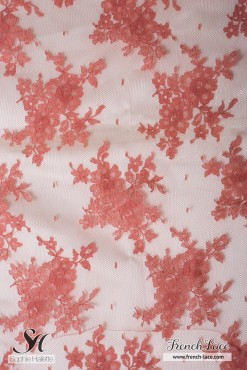 Geisha 90 coral red (2)