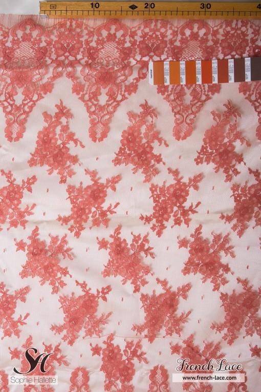 Geisha 90 coral red (4)