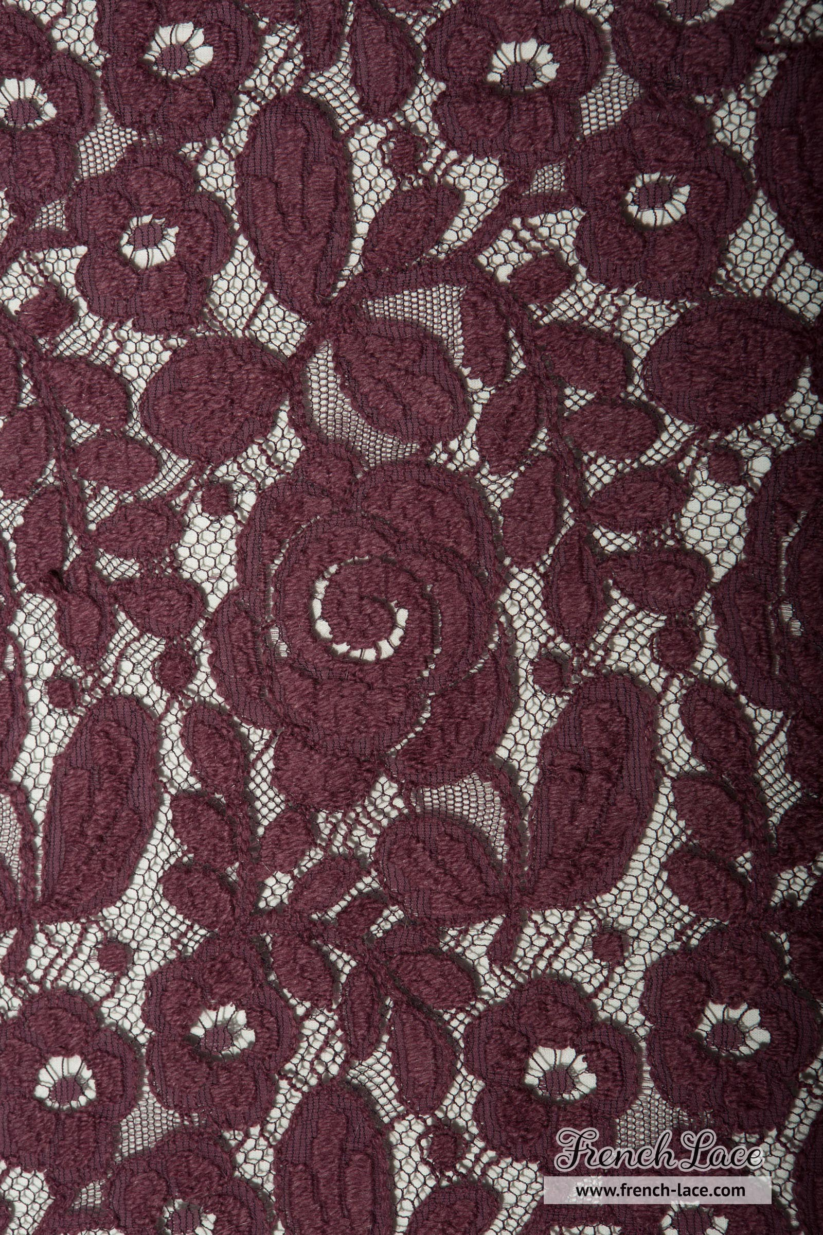 Inverno 90 Plum French Lace Online Shop