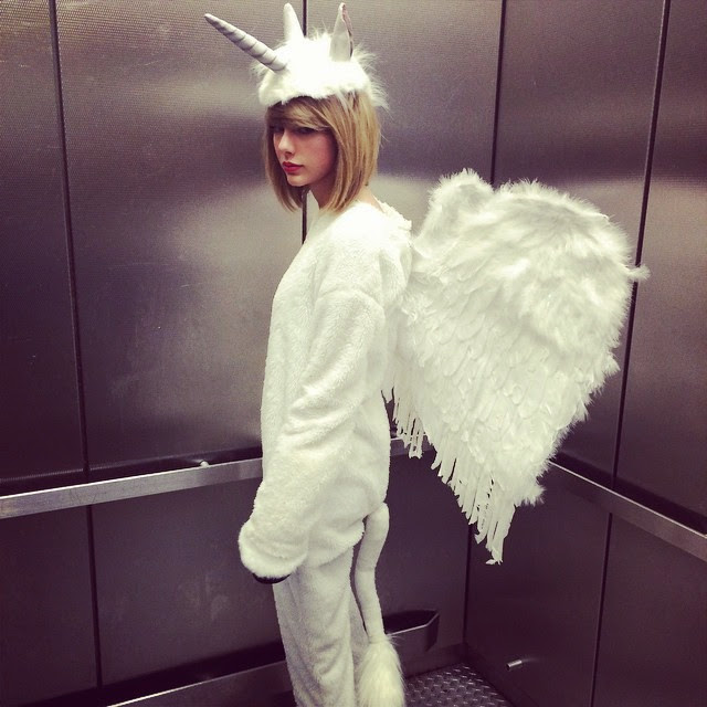 Taylor Swift unicorn