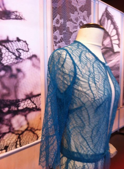 Lace by Jean Bracq in the Lace Museum of Caudry. You can find this design in our shop! Ref: Nancy