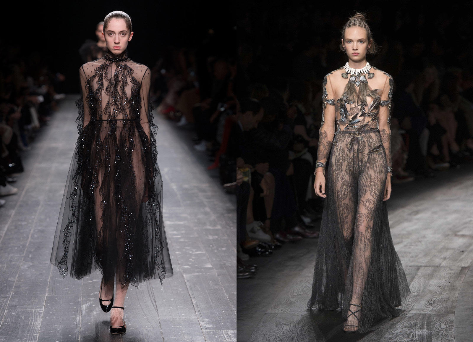 Valentino Fall and Spring-Summer 2016