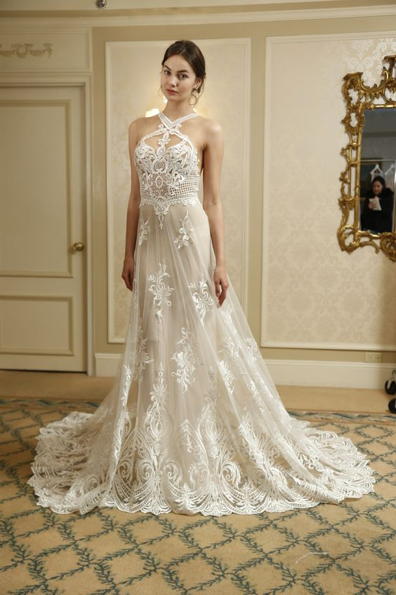 Alon Livne bridal dress